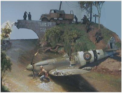 Maquette avion : Spitfire Mk I /IV / IX Revell  Magasin de Jouets pour Enfants