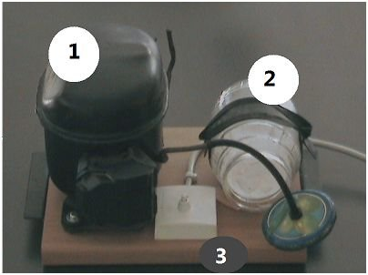 figurinebox une pompe a vide maison. Black Bedroom Furniture Sets. Home Design Ideas