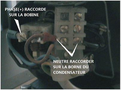 Pompe a vide compresseur