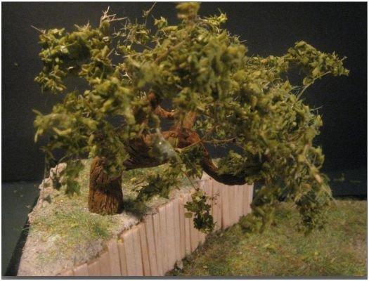 Figurinebox diorama vegetation trucs et astuces for Decoration trucs et astuces